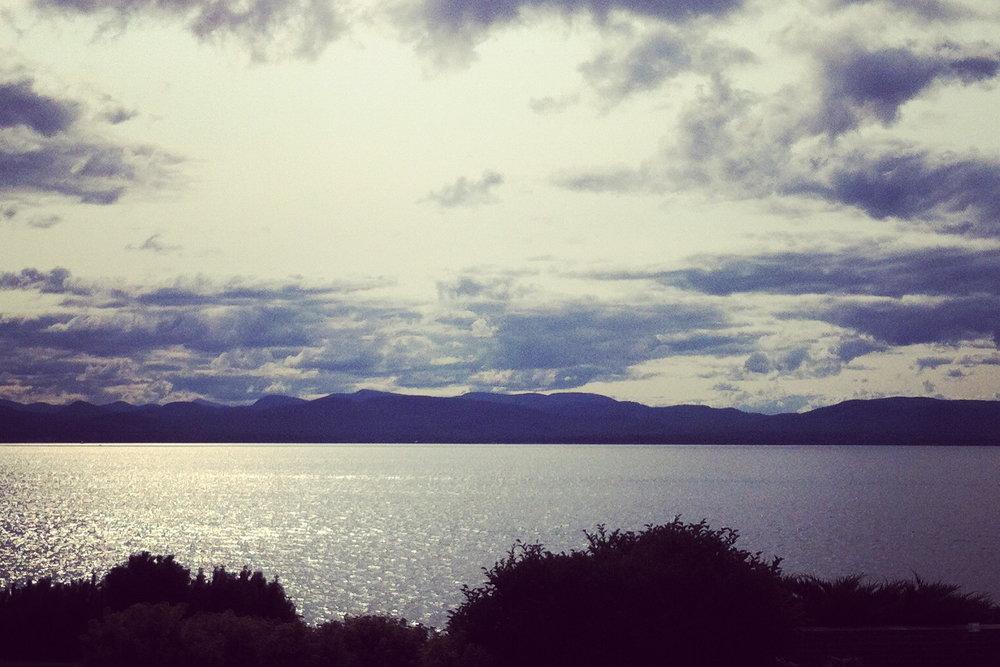 lake champlain shelburne VT