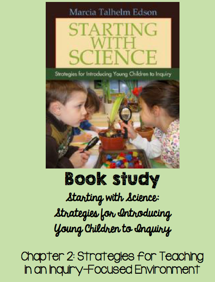 Book Study Starting with Science