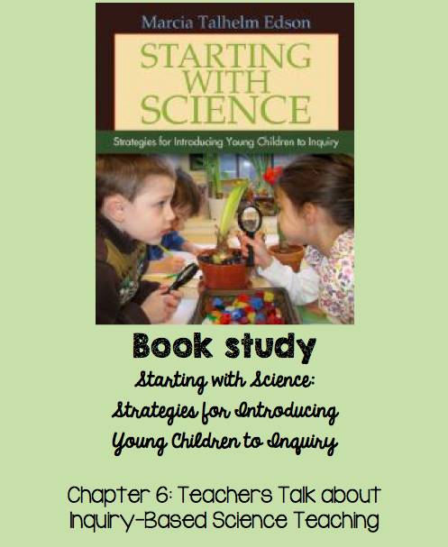 Teach Run Eat book club: Starting with Science
