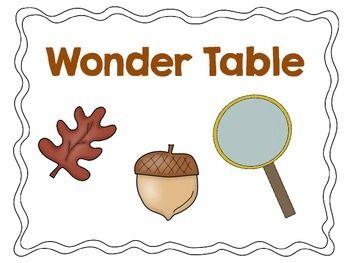 wondertable